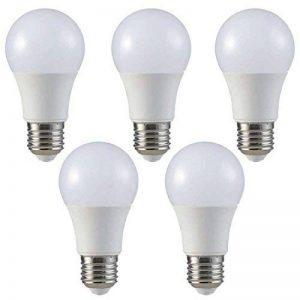 Lot de 5 - Zone LED SET - Ampoule LED - SAMSUNG CHIP - 9W - E27-806 lm - A58 - Thermo Plastique - Blanc Neutre 4000K de la marque Zone LED image 0 produit