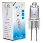 Lot de 6 ampoules Halogènes G4 12v 20w de la marque Opus Lighting Technology image 3 produit