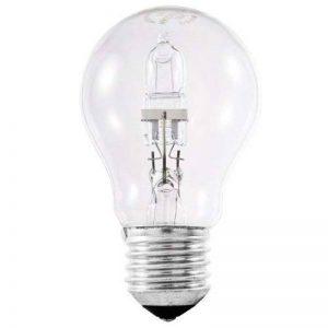 Lot de 6Osram halogène classique 77W ES E27Culot à vis Edison Eco Ampoule Halogène équivalent à 100W 1320lm de la marque Osram image 0 produit