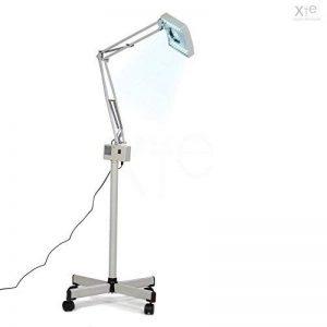Loupe d'agrandissement 5 dioptries avec lampe à LED pour laboratoires et esthéticiens de la marque SOLOXTE image 0 produit