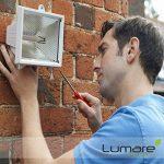Lumare R7s Ampoule halogène LED 10W 118mm 230V Culot équivalent de 75W Équivalent de ampoule halogène 3500 K Blanc chaud jusqu'à blanc neutre de la marque Lumare image 3 produit