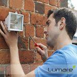 Lumare R7s Ampoule halogène LED 7W 78mm 230V Culot équivalent de 50W Équivalent de ampoule halogène 3500K Blanc chaud jusqu'à blanc neutre de la marque Lumare image 3 produit