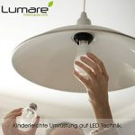 Lumaro LED Ampoule | | équivalent 60 W Lampe | E27 7W 700 lumens | 2700 Kelvin - A60 Ampoule - Blanc chaud de la marque Lumaro image 3 produit