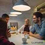 Lumaro LED Spot 5 pièce | GU10 3.5W | Remplace la lampe 35W | 320 Lumen | 2700 Kelvin | Lampe de remplacement de lampe à économie d'énergie blanc chaud [classe d'énergie A ++] de la marque Lumaro image 1 produit
