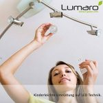 Lumaro® MR11 LED Spot GU4 | 2.2 W remplace ampoule 20 W - 220LM 2700K Ampoule à économie d'énergie - Blanc chaud de la marque Lumaro image 1 produit