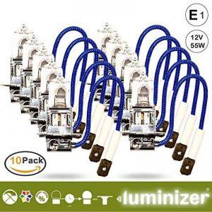 Luminizer® autolampe H310x H312V 55W Ampoules halogènes scheinwerfer abblend Licht E1PK22s de la marque luminizer image 0 produit