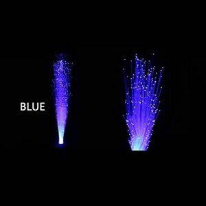Lumière optique optique de décoration de fibre de décoration de fibre de G4 LED 3W 30Cm 12 V DC (Couleur : Blue) de la marque Shuo lan hu wai image 0 produit