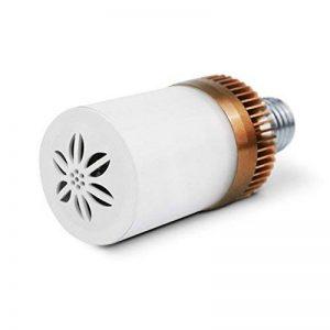 Lumisky BBS-01 GOLD Ampoule LED Musicale E27 Bluetooth MP3 avec Haut-Parleur Intégré Doré 5 x 5 x 13 cm de la marque LUMISKY image 0 produit