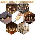 lustre ampoule design TOP 11 image 2 produit