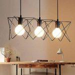 lustre ampoule design TOP 3 image 3 produit