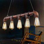 lustre ampoule edison TOP 0 image 2 produit