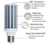 LuxVista 2-pcs 35W E40 LED Ampoule Lumière de maïs 3500 Lumens Mogul Base de vis Remplacement de 200W Lumière conventionnelle CFL (Blanc froid 6000K ) de la marque Luxvista image 4 produit