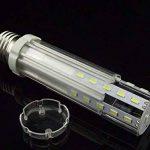 LuxVista 3-pcs 15W E27 LED ampoule à Maïs Blanc froid 6000K avec 1350 Lumens Haute Luminosité 360 Degrées, remplacement de 100W Halogène Ampoule de la marque Luxvista image 4 produit