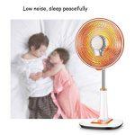 """Lxn Chauffe-Plat oscillant, radiateur à rayonnement Infrarouge, 15"""" de la marque Radiateurs électriques image 4 produit"""