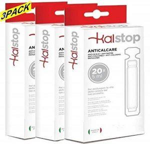 Mabi 3x737 Nouveau 60 Ampoules Kalstop 60 Dosettes Anti Calcaire Pour Station De Vapeur de la marque Mabi-Direct Brands by Mabi GmbH image 0 produit