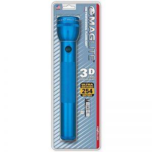 Mag-Lite S3D116 3 D-Cell Lampe Torche Métal Bleu 31,5 cm de la marque Mag-Lite image 0 produit