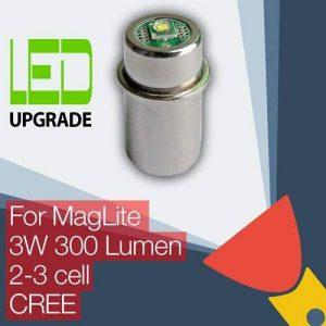 Maglite Ampoule LED Conversion/mise à niveau pour Maglite Lampe torche/lampe torche cellules 2D/3D/2C/3C CREE XP-G2CNC de la marque TorchUpgrades image 0 produit