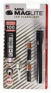 MagLite Mag Lite - Solitaire - Lampe de poche LED Mini Métal, 12,5cm de la marque MagLite image 0 produit