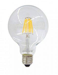 Maslighting 187681 Ampoule LED globe G95, E27, 6 W, 3000 K de la marque Maslighting image 0 produit