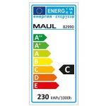 Maul MAULsky Lampadaire Halogène Noir de la marque MAUL image 2 produit