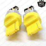 MCK Auto - AB4R3 - Ampoule LED T20CANbus ambre 7440pour clignotants et feux arrières - remplacez vos ampoules trop faibles par ces merveilles à LED de la marque MCK Auto image 1 produit
