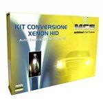 Melchioni 353000011kit de Conversion Xénon H1HID 6000K 24V lampes + Standard pour anti-brouillard ou anabbagl de la marque Melchioni image 2 produit