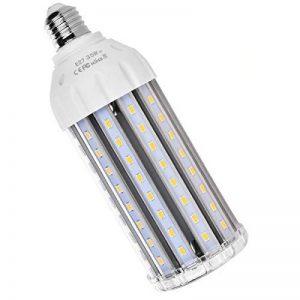 MHtech E27 35W Ampoule LED Lampe Maïs 3500 Lumen Équivalent 200W Lampe Incandescent 116 x SMD5730 Angle de Faisceau 360°Eclairage Blanc Chaud 2700K–3200K pour Salon, Salle à Manger, l'Extérieur (35W Blanc Chaud) de la marque MHtech image 0 produit