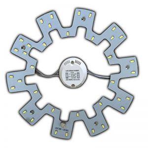 Module LED, kit de conversion pour plafonnier, lampe à tube rond., 18 Watt, warmweiß, 2G10 18.00W 230.00V de la marque PB-Versand image 0 produit