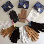 Musician Practice Glove Lot de 2gants pour guitare, basse et musicien, convient à la main gauche ou droite Extra-Small peau de la marque Musician Practice Glove image 2 produit