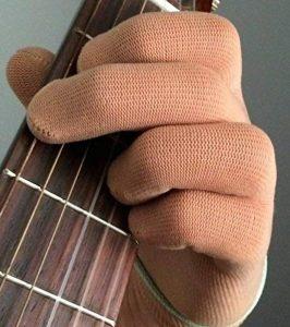 Musician Practice Glove Lot de 2gants pour guitare, basse et musicien, convient à la main gauche ou droite Extra-Small peau de la marque Musician Practice Glove image 0 produit