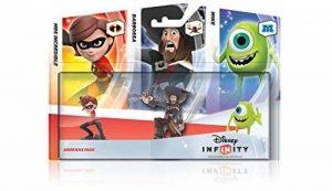 Namco Bandai Games Disney Infinity - Sidekicks Pack - figurines d'action et de collection (Bande dessinée, Multicouleur, Ampoule) de la marque Namco Bandai Games image 0 produit