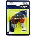 Narva lot de 2 ampoules AUTO PY21W 17638 12 V 21 W ambre/jaune BAU15 de la marque Narva image 1 produit