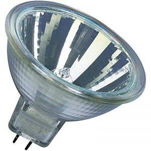 Neolux 4052899170513 Ampoule Halogène Dichroïque Verre 50 W GU5.3 Argent Lot de 4 de la marque Neolux image 0 produit