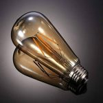 Énergie Industrielle Nouvelle Génération Edison économiseur D'énergie LED E27 Ampoule 4W Chaud Jaune 300LM de la marque ruist-eu image 1 produit