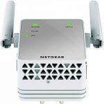 NETGEAR EX3700-100PES Répéteur Wi-Fi AC750 Mbps Blanc - 1 Port Ethernet - compatible avec toutes les Box internet de la marque Netgear image 3 produit