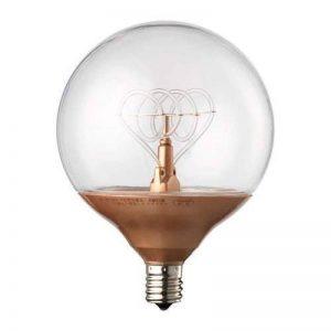 nittio–Ampoule LED E14, globe copper-colour de la marque eLisa8 image 0 produit