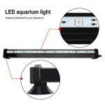 NONMON Aquarium LED RGB Lampe 23 CM Tube Hydrofuge Ampoule à Bulle Télécommande Pour Aquarium Poisson Puissance Maximale 3W de la marque NONMON image 3 produit
