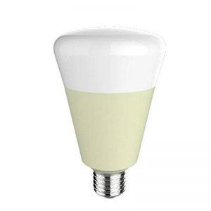 Nouveau Haute Qualité 2.4G 6 W Sans Fil Intelligent LED Ampoule Lampe E27 Réglable Couleur Température Luminosité Blanc Dimmable de la marque Jullyelegant image 0 produit