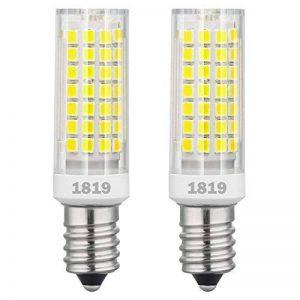 Nouveau type E14 ampoules LED 6 W équivalent à 75 W Ampoule halogène 95–240 V 360 degrés Blanc 6000 K (lot de 2) de la marque 1819 image 0 produit