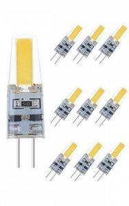 nuloxx 10packled G42W COB blanc neutre 8404000K 180LM AC/DC 12V, 360° angle de faisceau, garantie du fabricant: 2ans. de la marque NuLoXx image 0 produit
