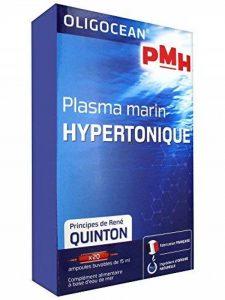 Oligocean Plasma Marin Hypertonique 20 Ampoules de la marque Oligocean image 0 produit
