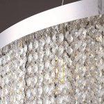 Oliwia Éclairage Lustre Lustre Lampes à LED lustres en Cristal verticaux de Luxe en Acier Inoxydable de la Suspension G9 éclairage LED intérieur Brillant de la marque Oliwia image 4 produit