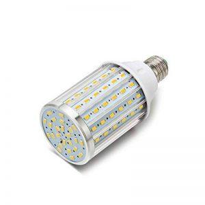 ONLT Ampoule Led, E27 35W 3000K 3450LM 108X5730SMD 350W Ampoule de haute puissance en aluminium de conversion équivalente, AC85-265V, réverbère de LED, 360 degrés projecteur, pour le garage, allée(35W-Lumière chaude) de la marque ONLT image 0 produit