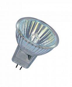Osram 4050300989631 Ampoule halogènes/Basse consommation Verre 20,00 W GU5.3 Gris 10 Unités de la marque Osram image 0 produit