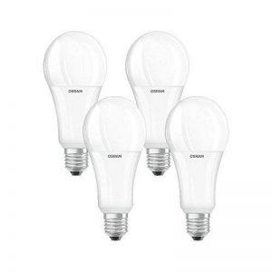 OSRAM - 4058075042926 - Ampoules LED - Forme Standard Dépolie - Culot E27 - 21W Equivalent 150W - Blanc Chaud 2700K - Lot de 4 de la marque Osram image 0 produit