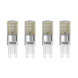 OSRAM - 4058075043022 - Capsules LED - Culot G9 - 2,6W Equivalent 30W - Blanc Chaud 2700K - Lot de 4 de la marque Osram image 0 produit