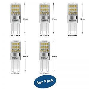 OSRAM 4058075093898 Ampoule, Verre, 1.9 W, Transparent de la marque Osram image 0 produit