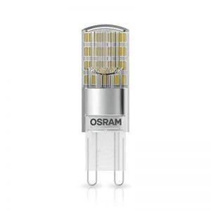Osram 4058075812376 Ampoule LED Plastique 2,60 W G9 Transparent de la marque Osram image 0 produit