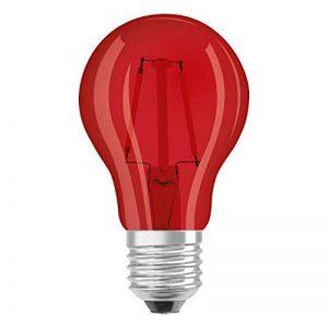 Osram - 4058075816053 - Ampoule LED - Couleur Rouge - 4W Equivalent 15W - Culot E27 de la marque Osram image 0 produit