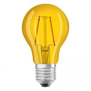 Osram - 4058075816077 - Ampoule LED - Couleur Jaune - 4W Equivalent 15W - Culot E27 de la marque Osram image 0 produit